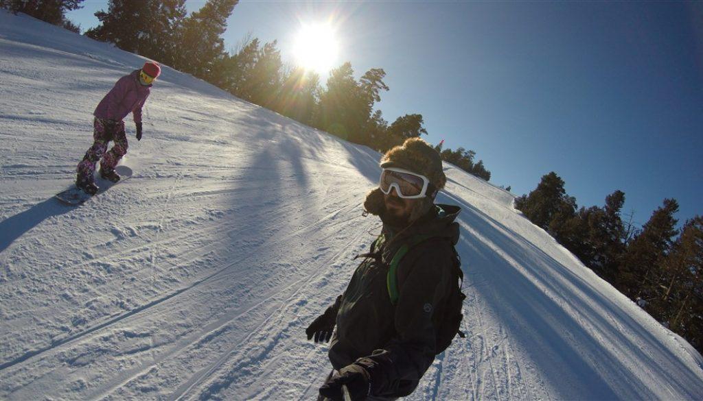 sarikamis snowboard one cikan