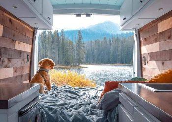 karavan konseptli otel